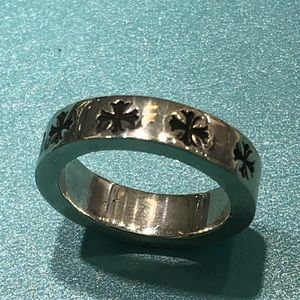 26fd45d9b699 Accessories - Chrome hearts forever ring in silver